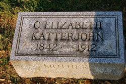 Christina Elizabeth <i>Neimeien</i> Katterjohn