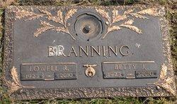 Betty J. Branning