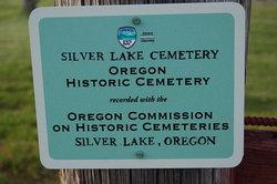 Silver Lake Cemetery