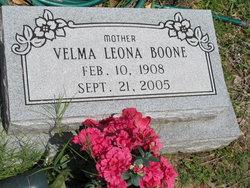 Velma Leona <i>Hamilton</i> Boone