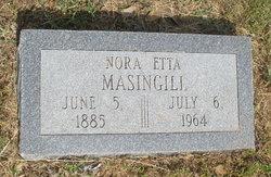 Nora Etta <i>Vinson</i> Masingill