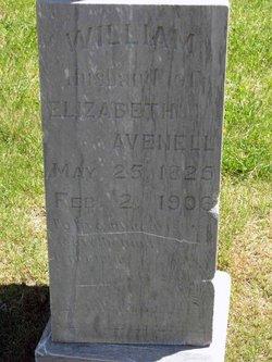 Pvt William Avenell
