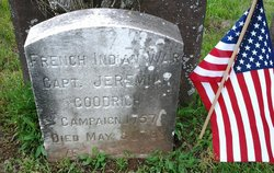 Capt Jeremiah Goodrich