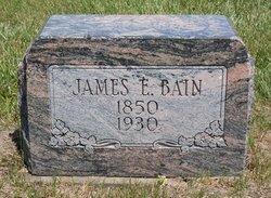 James Elbert Bain