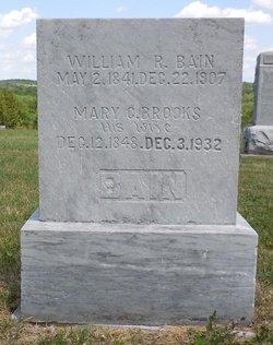 Mary Catherine <i>Brooks</i> Bain