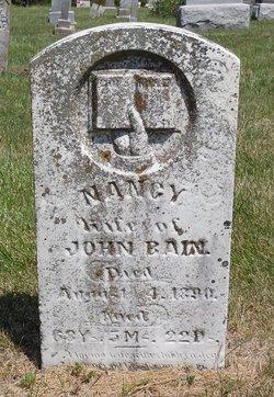 Nancy <i>Briant</i> Bain