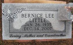 Bernice Lee <i>Scranton</i> Little