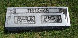 Alpha <i>Ellis</i> Thurman