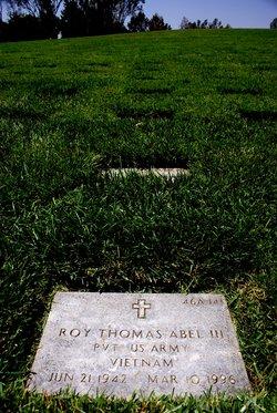 Roy Thomas Abel, III