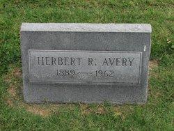 Herbert R Avery