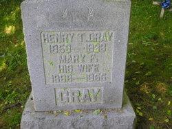 Mary Fleming <i>Hopkins</i> Gray