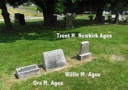 Trent Hall Newkirk Agee