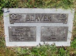 Leona Eveline <i>Thomas</i> Beaver