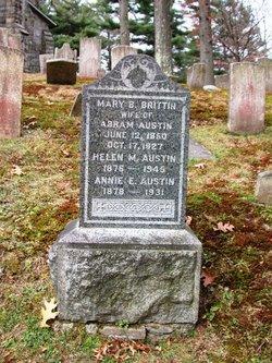 Mary B. <i>Brittin</i> Austin