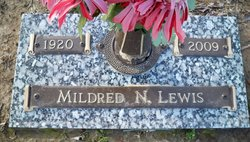 Mildred L <i>Newcity</i> Lewis