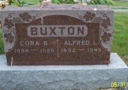 Cora Beatrice <i>Recknor</i> Buxton