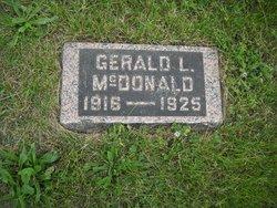 Gerald Laverne McDonald