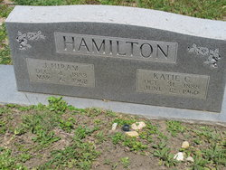 Joseph Hiram Hamilton