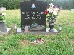 Shannon Addis