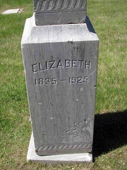 Elizabeth May <i>Surber</i> Avenell