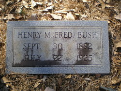 Henry Fred Bush