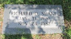 Richard Oscar Shane