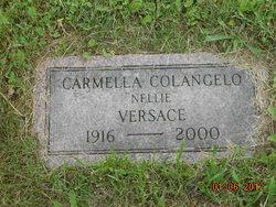 Carmella <i>Colangelo</i> Versace