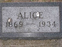 Alice <i>Addengast</i> Behrends