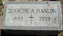 Blanche A Hanlon