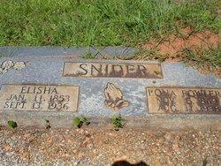 Elisha Snider