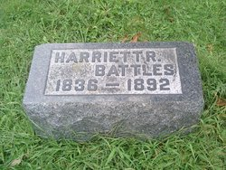 Harriett R. <i>Hoar</i> Battles