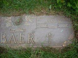 Anna M. Baer