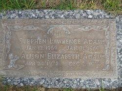 Alison Elizabeth Adams