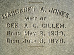 Margaret A. <i>Jones</i> Gillem