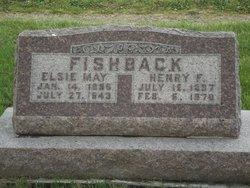 Henry Frank Fishback