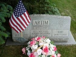 Rev Michael Artim