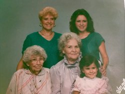 Pearlie Mae Mama Pearl <i>Perryman</i> Barron