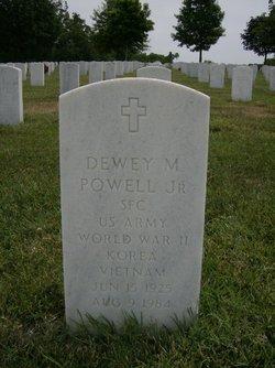 Dewey M. Powell, Jr