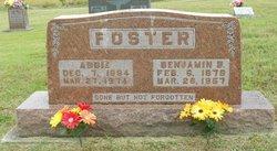 Benjamin Ben Foster