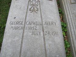 George Capwell Avery