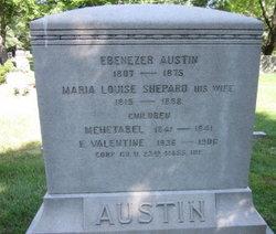 Ebenezer Valentine Austin