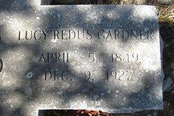 Lucy Ann <i>Redus</i> Gardner