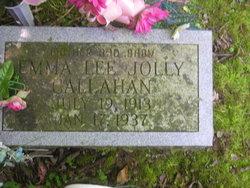 Emma Lee <i>Jolly</i> Callahan