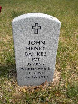 John Henry Bankes