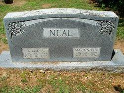 Marion Elizabeth <i>Fite</i> Neal