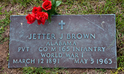 Jetter J. Brown