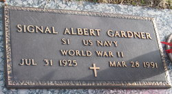 Signal Albert Gardner