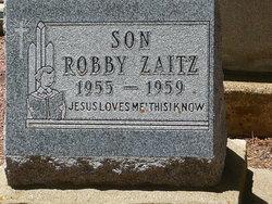 Robert James Robbie Zaitz, Jr