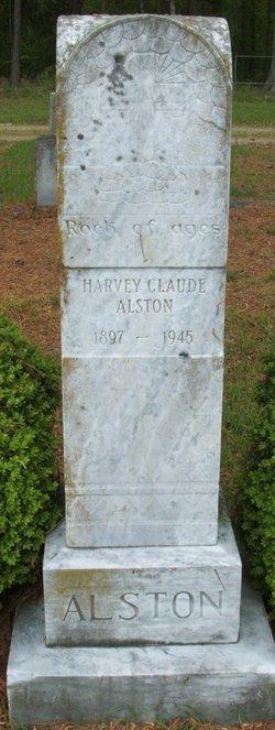 Harvey Claude Alston