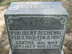 Agathe <i>Royer</i> DeChenne